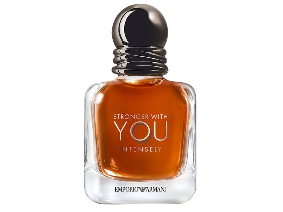 Emporio Armani Stronger With You INTENSELY Uomo EDP TESTER 100ML